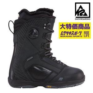 スノーボード ブーツ 型落ち K2 ケーツー T1 LACE ビックサイズ 17-18モデル メンズ...
