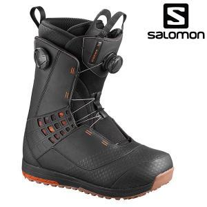 スノーボード ブーツ SALOMON サロモン DIALOGUE FOCUS BOA WIDE 18-19モデル メンズ FF I22 murasaki