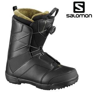スノーボード ブーツ SALOMON サロモン FACTION BOA ファクション ボア 18-19モデル メンズ FF I22 murasaki