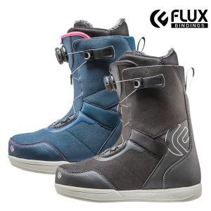 スノーボード ブーツ FLUX フラックス FL-BOA エフエルボア 18-19モデル FF I24 murasaki