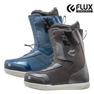 スノーボード ブーツ FLUX フラックス GT-SPEED ジーティースピード 18-19モデル メンズ FF I24 murasaki