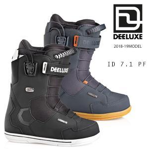 スノーボード ブーツ 型落ち DEELUXE ディーラックス ID 7.1 PF アイディー 18-...