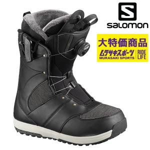 スノーボード ブーツ 型落ち SALOMON サロモン IVY BOA STR8JKT アイビーボア...