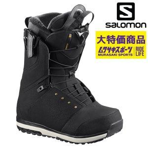 スノーボード ブーツ 型落ち SALOMON サロモン KIANA キアナ 18-19モデル レディ...