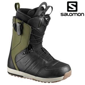 スノーボード ブーツ SALOMON サロモン LAUNCH ランチ 18-19モデル メンズ FF I22 murasaki