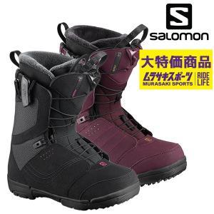 スノーボード ブーツ 型落ち SALOMON サロモン PEARL パール 18-19モデル レディ...