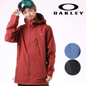 スノーボード ウェア ジャケット OAKLEY オークリー CRESENT BZS JACKET 412097 16-17モデル メンズ DX H14|murasaki