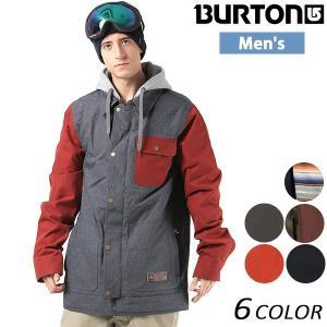 送料無料 スノーボード ウェア ジャケット BURTON バートン DUNMORE JK 13067103 17-18モデル メンズ EX J24|murasaki