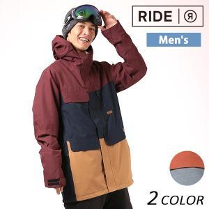 送料無料 スノーボード ウェア ジャケット RIDE ライド Georgetown Jacket Shell 17-18モデル メンズ EE J19|murasaki