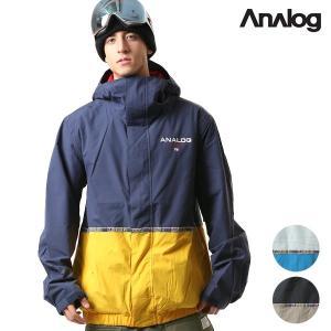 スノーボード ウェア ジャケット Analog アナログ AG BLAST CAP JKT 18-19モデル メンズ FF K26|murasaki