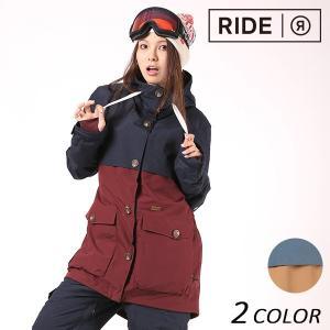 送料無料 スノーボード ウェア ジャケット RIDE ライド Capital Fishtail Jacket Shell 17-18モデル レディース EE J20|murasaki