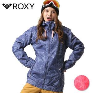 SALE セール スノーボード ウェア ジャケット ROXY ロキシー ERJTJ03161 VALLEY HOODIE JK 18-19モデル レディース FX J9|murasaki