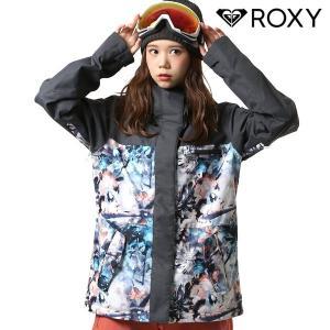 SALE セール スノーボード ウェア ジャケット ROXY ロキシー ERJTJ03173 JETTY 3N1 JACKET 18-19モデル レディース FX J2|murasaki