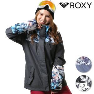 SALE セール スノーボード ウェア ジャケット ROXY ロキシー ERJTJ03178 JETTY BLOCK NP JACKET 18-19モデル レディース FX J2|murasaki