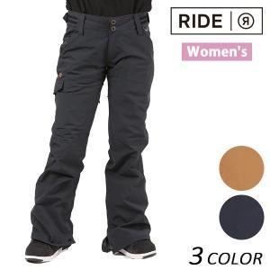 送料無料 スノーボード ウェア パンツ RIDE ライド Roxhill Pant 17-18モデル レディース EE J21|murasaki