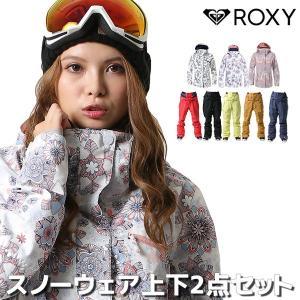 ★2点セット スノーボード ウェア ジャケット パンツ 上下 ROXY ロキシー ERJTJ03180 JETTY NP JK 18-19モデル レディース FX A9|murasaki