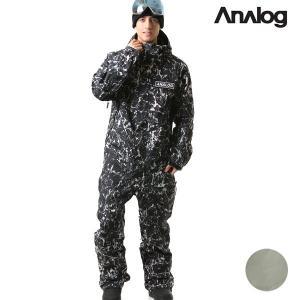 スノーボード ウェア ワンピース Analog アナログ AG PNY KEG ONE PCE 18-19モデル メンズ FF K23|murasaki