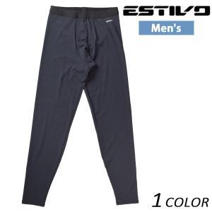 スノーボード ウェア インナー パンツ ESTIVO エスティボ EVM6711 メンズ EX L1|murasaki