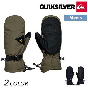 メンズ スノーボード グローブ QUIKSILVER クイックシルバー MISSION MITT EQYHN03078 17-18モデル EX K14|murasaki