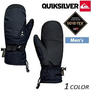 メンズ スノーボード グローブ QUIKSILVER クイックシルバー HILL GORE TEX MITT EQYHN03088 17-18モデル GORE-TEX ゴアテックス EX J27|murasaki