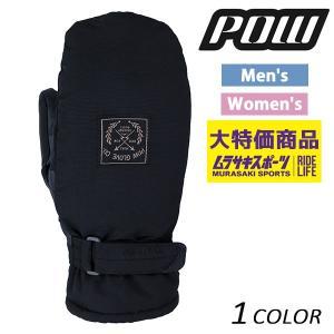 スノーボード グローブ Pow Gloves パウグローブ XG MID MITT 16-17モデル E1 J6|murasaki