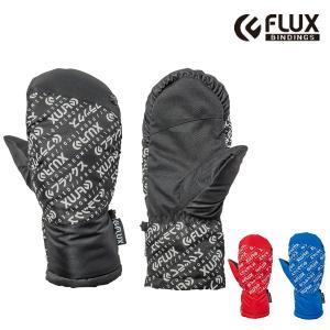 スノーボード グローブ FLUX フラックス LOGO GLOVE FG93 18-19モデル FF K13|murasaki