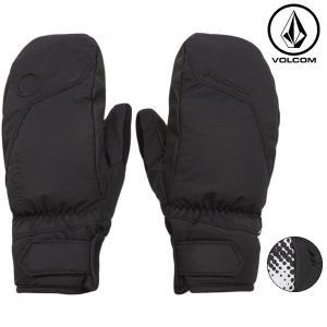 スノーボード グローブ VOLCOM ボルコム Stay Dry Gore Mitt J6851902 18-19モデル FF K8|murasaki