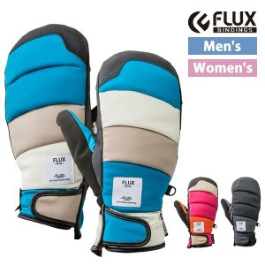 スノーボード グローブ FLUX フラックス PUFF MITT FG81 F1 G19 MM|murasaki