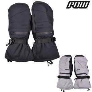 メンズ スノーボード グローブ Pow Gloves パウグローブ 20 WAYBACK GTX L...