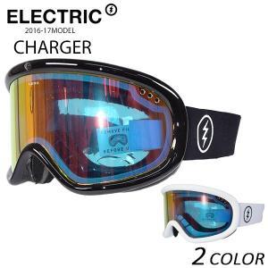 スノーボード ゴーグル ELECTRIC エレクトリック CHARGER 16-17モデル アジアンフィット E1 K18|murasaki