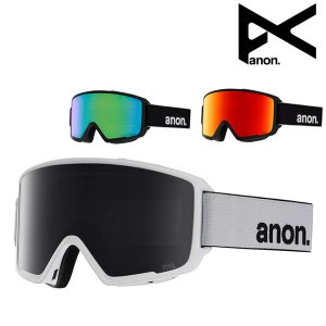 【ANON】アノンのスノーボードゴーグル Anon M3ゴーグルにはマグナテッククイックレンズチェン...