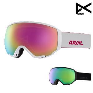 【ANON】アノンのスノーボードゴーグル 14個のレアアースマグネットと共に、業界で最も素早いレンズ...