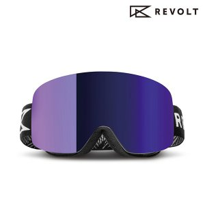 【REVOLT】リボルトスノーボードゴーグル。 レンズとベースフレームが一体化した、新しいコンセプト...