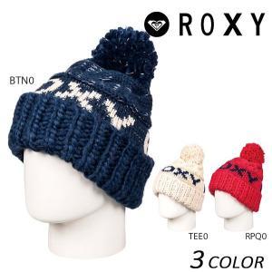 ビーニー ROXY ロキシー TONIC BEANIE ERJHA03289 EX H8 murasaki