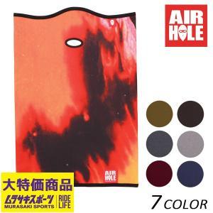 フェイスマスク AIRHOLE エアホール POLAR AIRTUBE ERGO E1 J7|murasaki