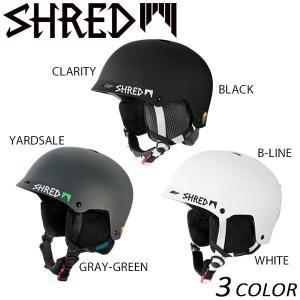 送料無料 スノーボード ヘルメット SHRED シュレッド ...