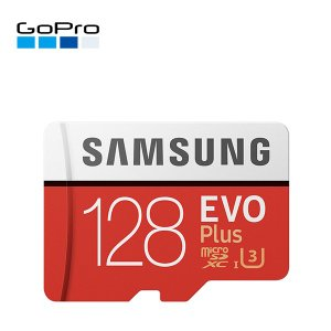 GOPRO ゴープロ 純正アクセサリー SAMSUNG EVO Plus microSDHCカード ...