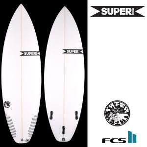 サーフボード ショート SUPER BRAND スーパーブランド TAZER 3FIN FF D16|murasaki
