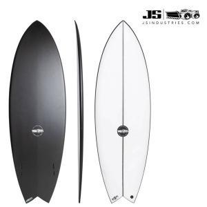 JS INDUSTRIES SURFBOARDS ジェイエスインダストリー BLACK BARRON...