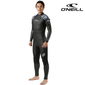 メンズ ウェットスーツ セミドライ ONEILL オニール BZ SUPERFREAK MS-2870 5mm×3mm ムラサキスポーツ限定 FF I25 murasaki