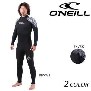 送料無料 メンズ ウェットスーツ ジャージフルスーツ ジップタイプ ONEILL オニール BZ SUPER FREAK WF-4060 3mm×2mm EE E22|murasaki