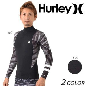 SALE セール メンズ ウェットスーツ 長袖 タッパー Hurley ハーレー FUSION MZLSJK17 1mm EE F26|murasaki