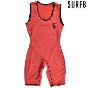 SALE セール サーフィン インナー SURF8 サーフエイト 88F4C1 SMC マグマコア 起毛 ショートジョン サーフインナー 速乾 光電子 FFF K27 MM|murasaki