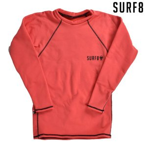 SALE セール サーフィン インナー SURF8 サーフエイト 88F4C3 SMC マグマコア 起毛 長袖シャツ サーフインナー トップス Tシャツ FFF K27 MM|murasaki