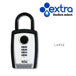 ダイヤル式キーロック EXTRA エクストラ SECURITY BOX LARGE DIAL DD E31|murasaki