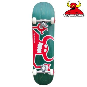 スケートボード コンプリート セット TOY MACHINE トイマシーン C18028 OG MONSTER FF K27|murasaki