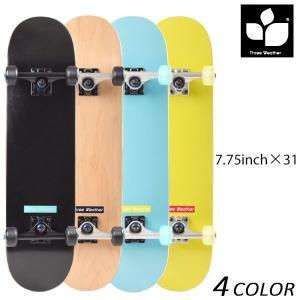 送料無料 スケートボード コンプリートセット THREE WEATHER スリーウェザー SBMR2672P FF D5|murasaki