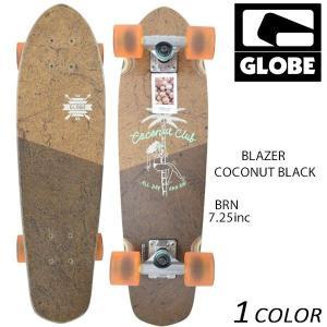 送料無料 クルージングボード GLOBE グローブ BLAZER COCONUT BLACK EE G31|murasaki