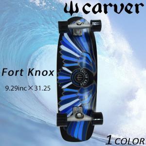 サーフ スケートボード コンプリート CARVER カーバー CX FORT KNOX フォート ノックス FF A31 MM|murasaki