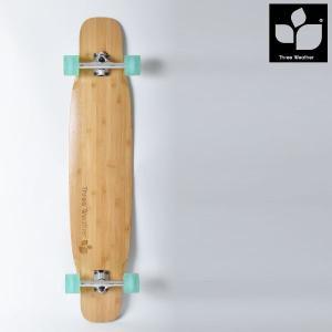 ロングスケートボード THREE WEATHER スリーウェザー FREESTYLE フリースタイル FF E9|murasaki